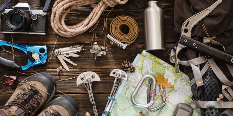 essential hiking gears for beginners