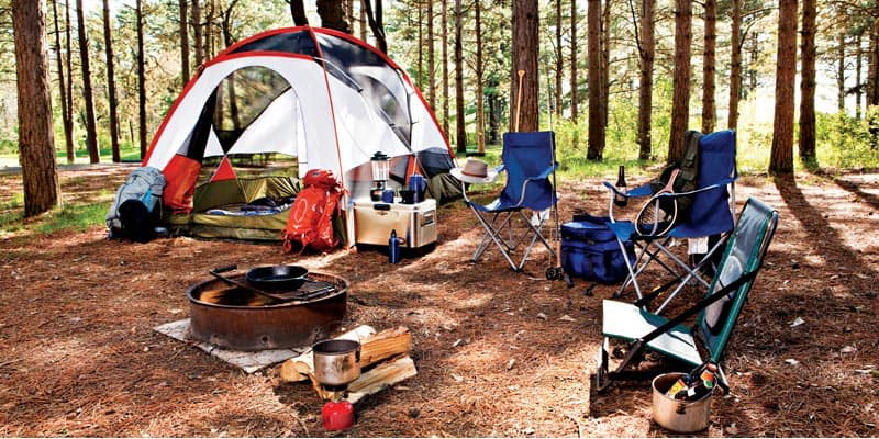 campground essentials