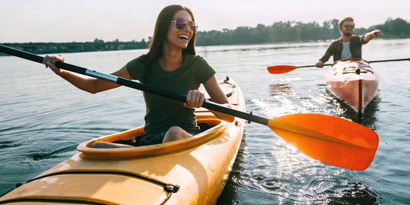 health benefits of kayaking as an exercise