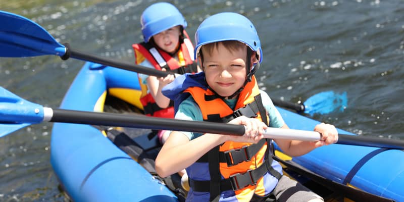 kids gear for kayaking