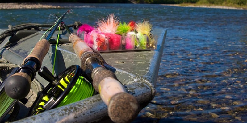 Fly Fishing Gears and Essentials