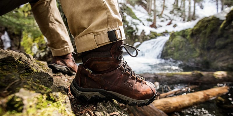 Short Treks with your New Hiking Boots