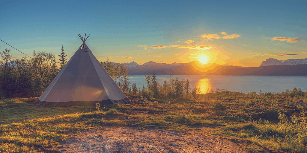 What is Primitive Camping