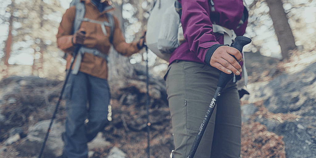 How to Use Hiking Poles