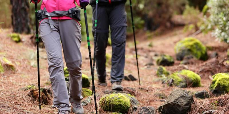 Tips on using Hiking Poles