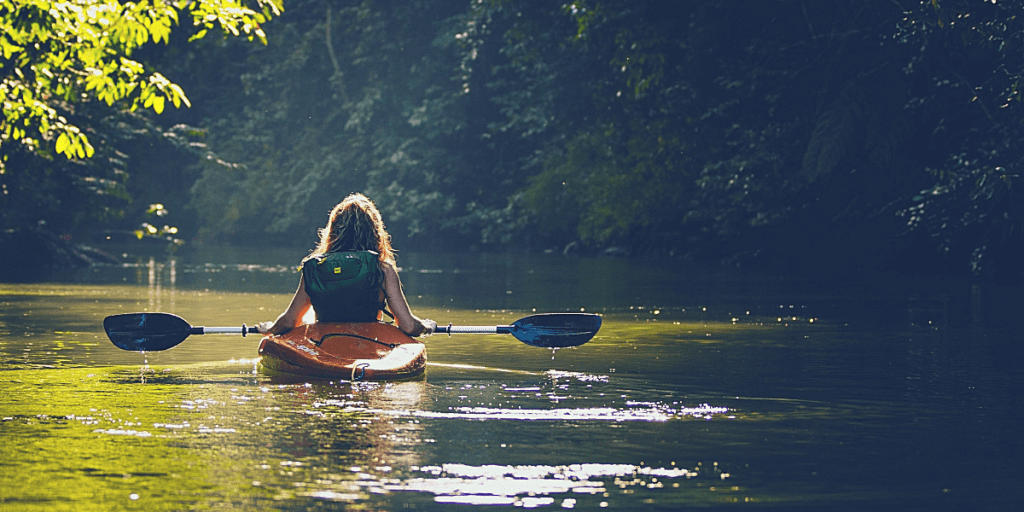 How To Stay Dry In A Sit On Top Kayak