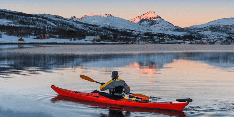 Kayaking In Cold Weather