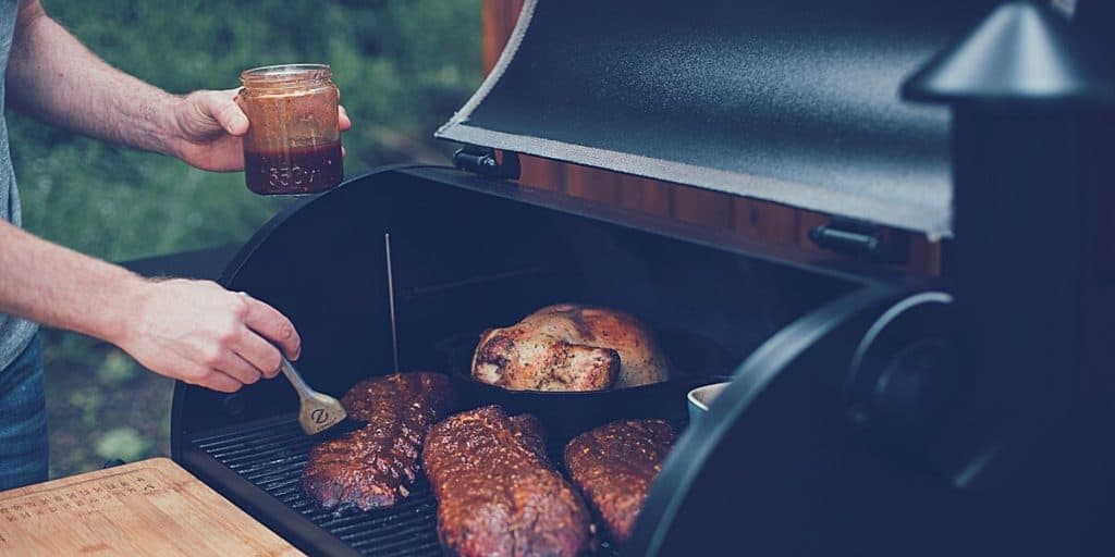 Camp Chef Smoker vs. Traeger