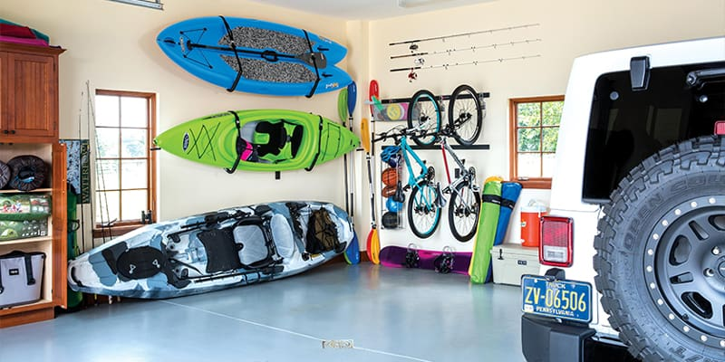 Best Ways to Store Your Kayak