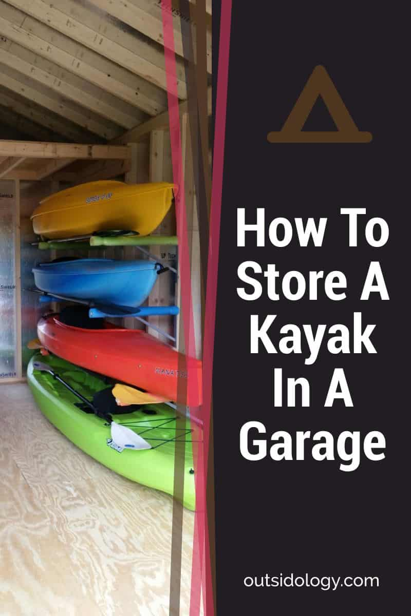 How To Store A Kayak In A Garage