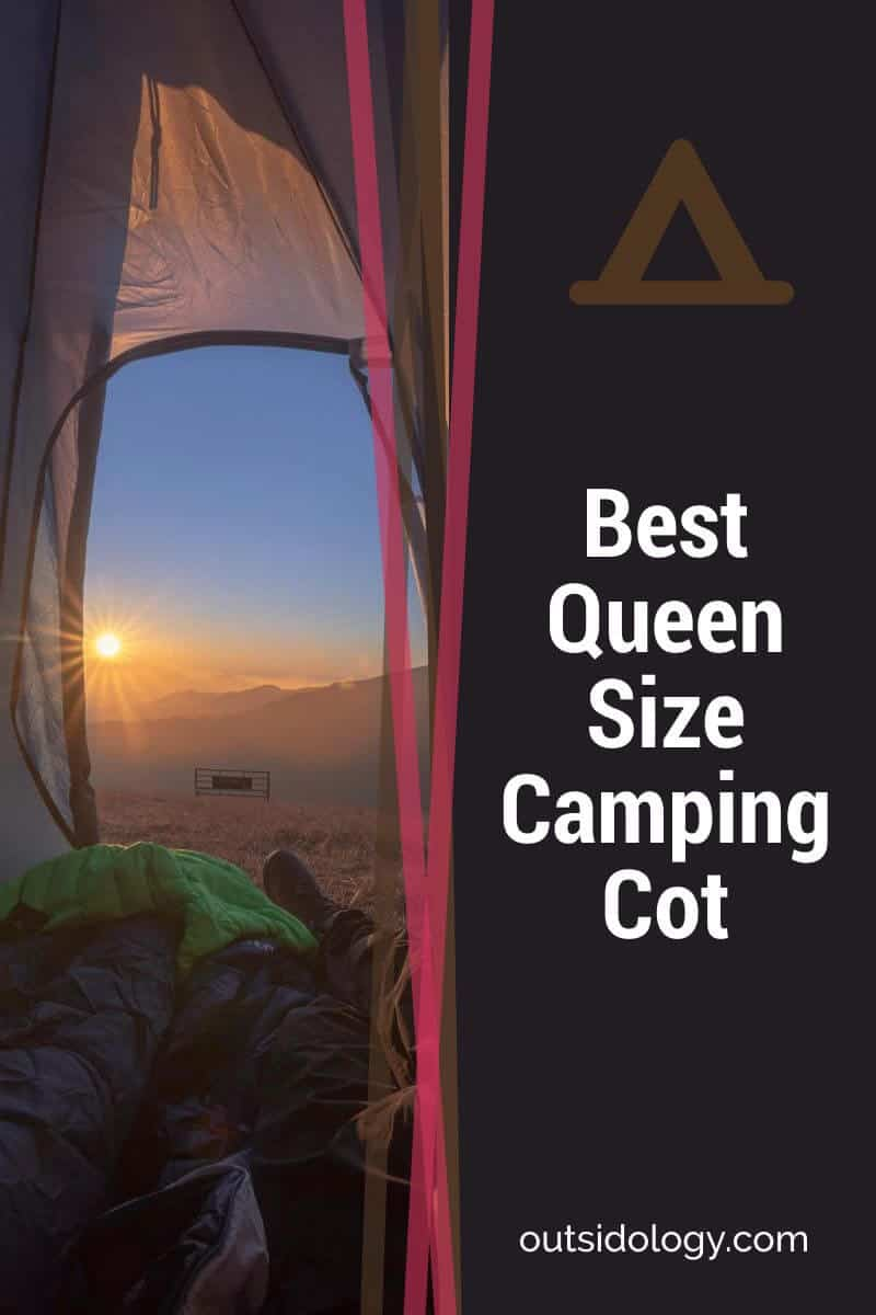 Best Queen Size Camping Cot (1)