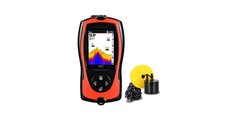 LUCKY Portable Fish Finder Handheld