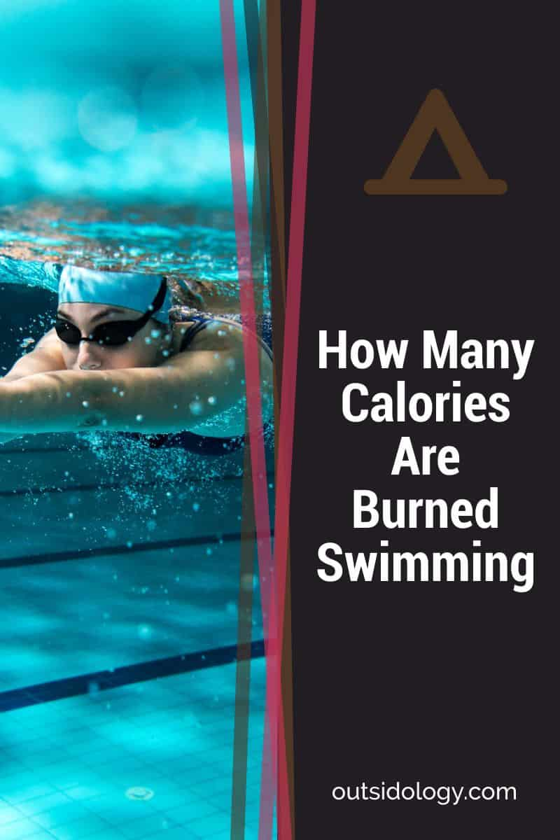 How Many Calories Are Burned Swimming