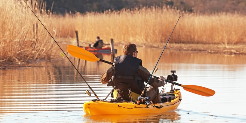 Necessary Gear for Kayak Fishing