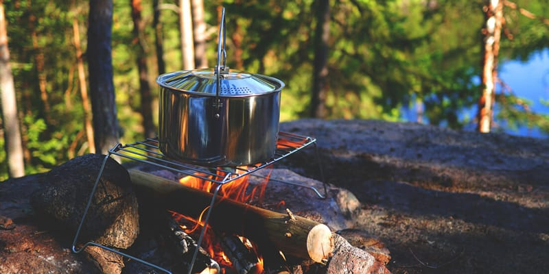 Ways Purify Water Without a Filter during Camping