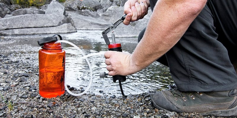 Ways to Purify Water during Camping