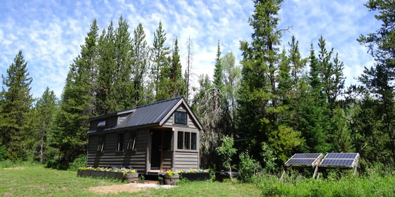 Best states for off-grid living