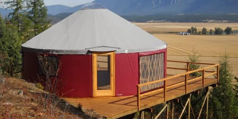 Guide in Building Your Own Yurt