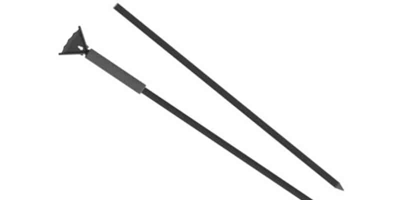 YakAttack ParkNPole Link 8 Foot, 2 Piece Stakeout - Push Pole