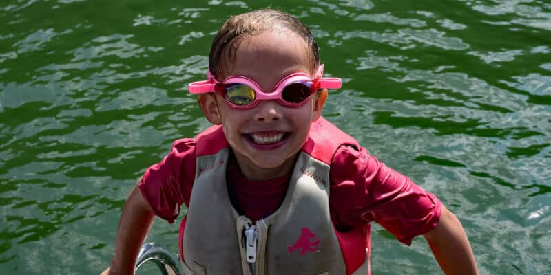 child with pfd
