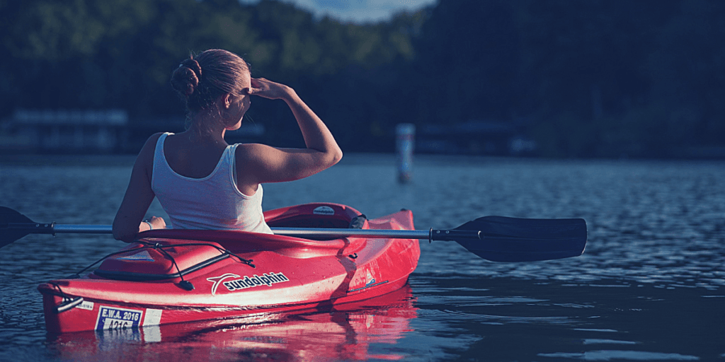 How Far Can You Kayak In A Day